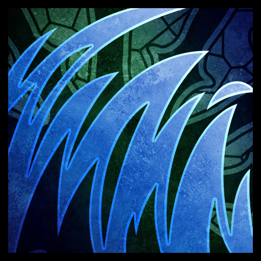 Icon for Roaring Tides ability.